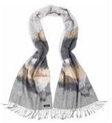 Fraas - Grey Amethyst Skies Scarf | Dream Weaver