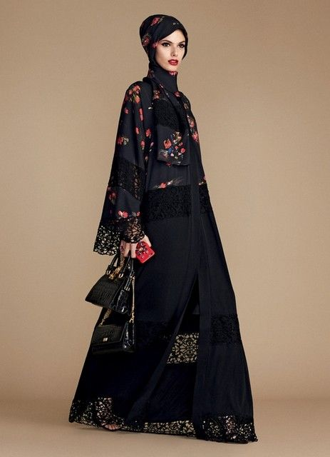 Dolce & Gabbana's Eid abayas – in pictures