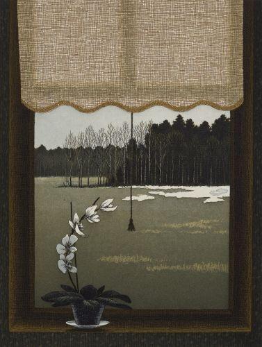 Esa Riippa(Finnish, b.1947)  Rullakartiini 2006