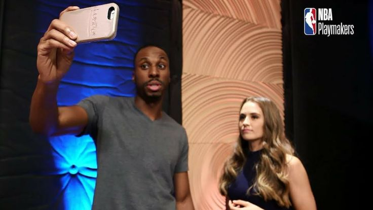 awesome Rachel DeMita, SDC and the NBA Playmakers Fantasy Draft Behind-the-Scenes