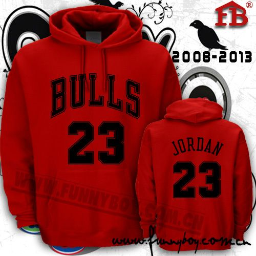 2a37cc987835af Aliexpress.com Buy Thickening classic bulls 23 Michael Jordan hoodies  sweatshirt 100% cotton Chicago Bulls Sweatshirt ...