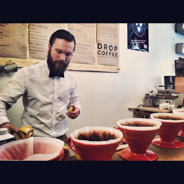 Drop Coffee in Stockholm, Storstockholm