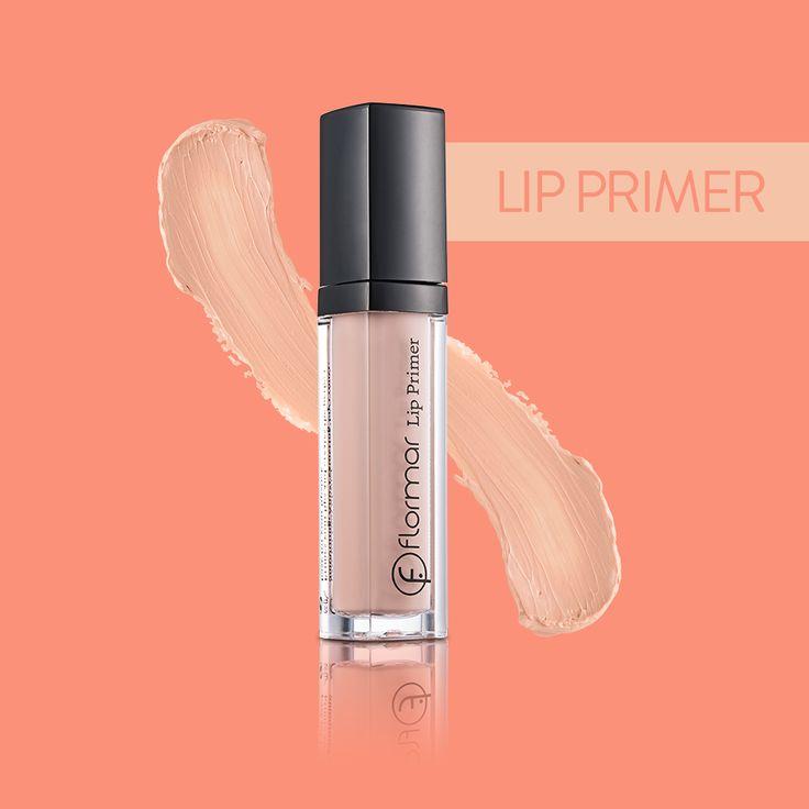 Flormar îţi dezvăluie secretul în obţinerea unui machiaj al buzelor de durată: Lip Primer http://www.flormarcosmetics.ro/