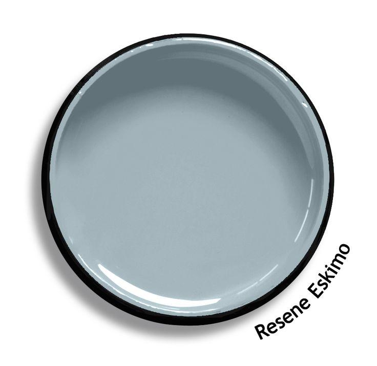 Resene colour Eskimo - Google Search