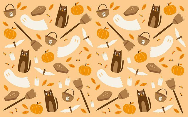 Fall In Love With This Free Psl Themed Desktop Wallpaper Desktop Wallpaper Fall Cute Fall Wallpaper Halloween Desktop Wallpaper