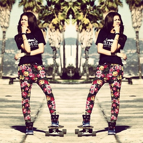 zendaya coleman skateboarding - photo #17