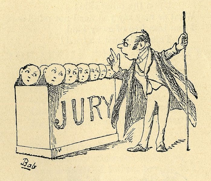 The Seventh Amendment guarantees Americans a trial by jury in the federal court system, this amendment was ratified in 1791.