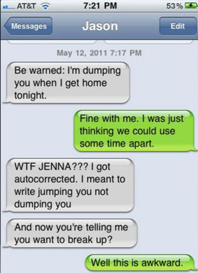 Best Funny Autocorrect Fails Images On Pinterest Cars Beer - The 25 funniest text autocorrects you will see today