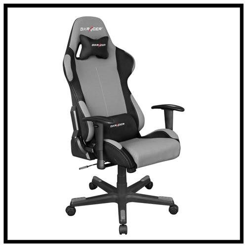 DX Racer OH/FD01/GN Office Chair Recliner Esport WCG IEM ESL Dreamhack PC Gaming Chair Ergonomic Computer Chair