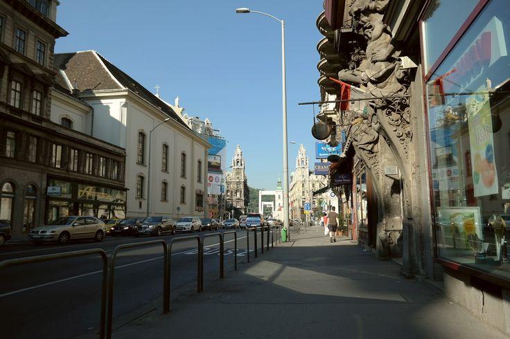 https://flic.kr/p/vX9d1E | Budapest, Kossuth Lajos utca | SAMSUNG CSC