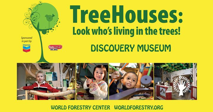 giveaway - World Forestry Center