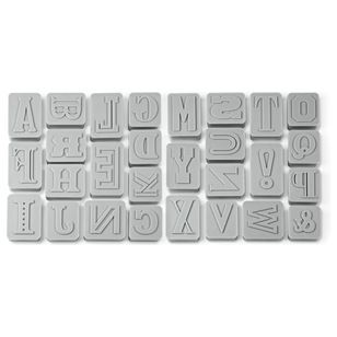 Contemporary Cookie Stamps by 1800Housewares