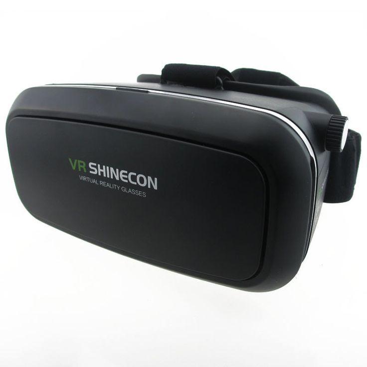 VR-EAZ Black Edition 3D Headset