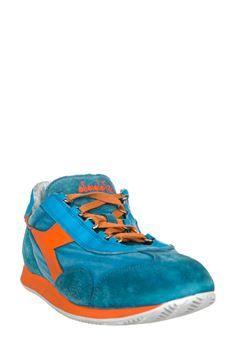 #scarpe #diadora Equipe in tela canvas e pelle scamosciata #shoes #bforeshop #uomo #sneakers #diadorashoes #streetstyle #urbanstyle