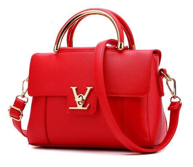 JOOZ Designers women handbag soft leather tote shoulder bag Rotation lock messenger Bags handbags Women famous brands Sac A Main