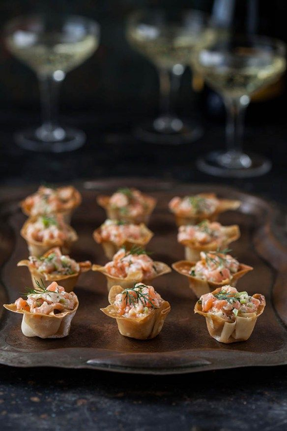 17 best ideas about salmon tartare on pinterest smoked for Where to buy canape cups