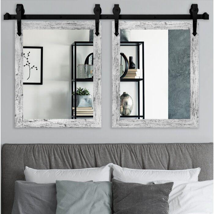 Birch Lane 3 Piece Fulda Accent Mirror Set Birch Lane Home Decor Decor Accent Mirrors
