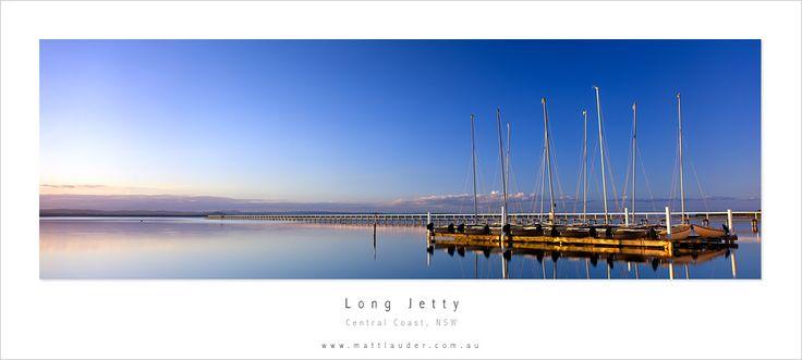 Long Jetty, Central Coast, NSW by MattLauder.deviantart.com on @DeviantArt
