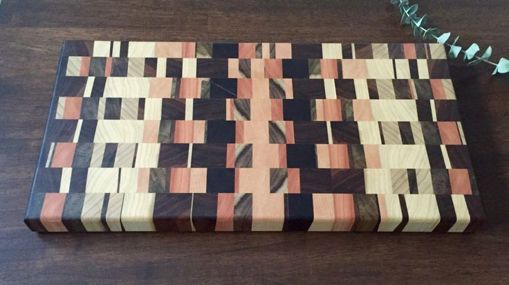 A personal favorite from my Etsy shop https://www.etsy.com/listing/386578982/cutting-board-endgrain-butcher-block