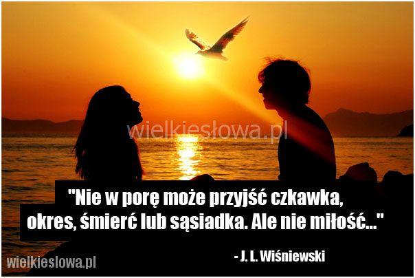 Nie w porę może przyjść czkawka... #Wiśniewski-Janusz-Leon,  #Miłość