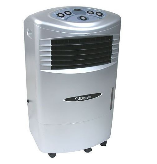 Evaporative Swamp Cooler Portable Air Conditioner Humidifier Fan High Velocity  #Edgestar
