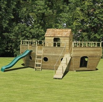 Noah S Ark Play Set Perfect For A Church Playground
