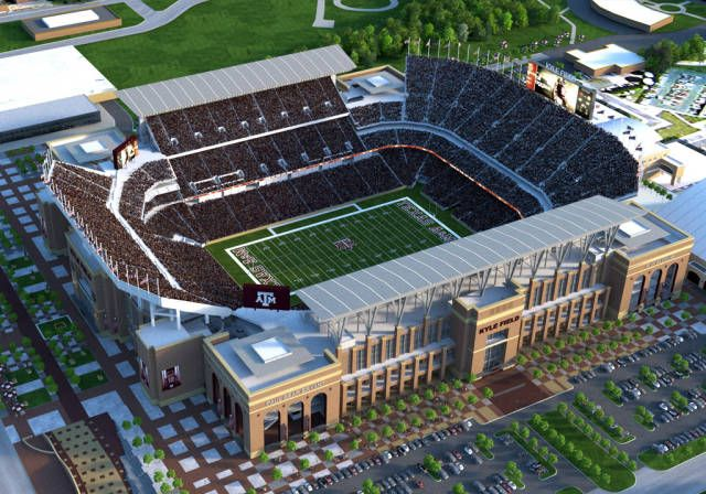 Kyle Field Redevelopment Reflects Passion of Texas (Aggie) Football   The PractitioNERD