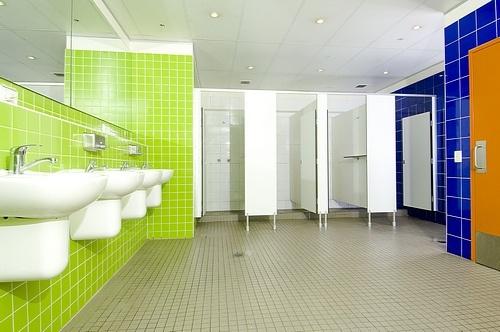 Wake Up Hostel Bathroom By Hostelbookers Via Flickr