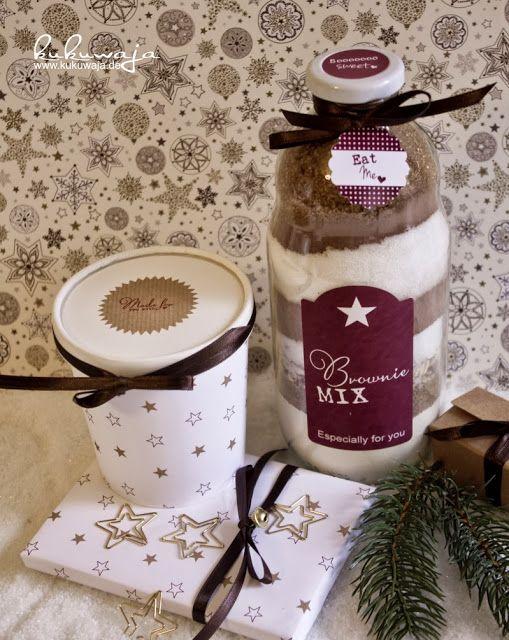 443 besten Geschenke aus der Küche Bilder auf Pinterest Diy - weihnachtsgeschenke aus der küche