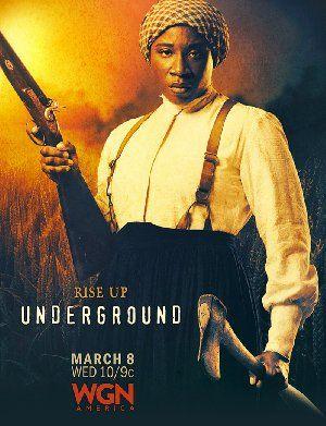 Watch Underground: Season 2 Online   underground: season 2   Underground Season 2,underground S02   Director: N/A   Cast: Jurnee Smollett-Bell, Aldis Hodge, Jessica De Gouw, Alano Miller