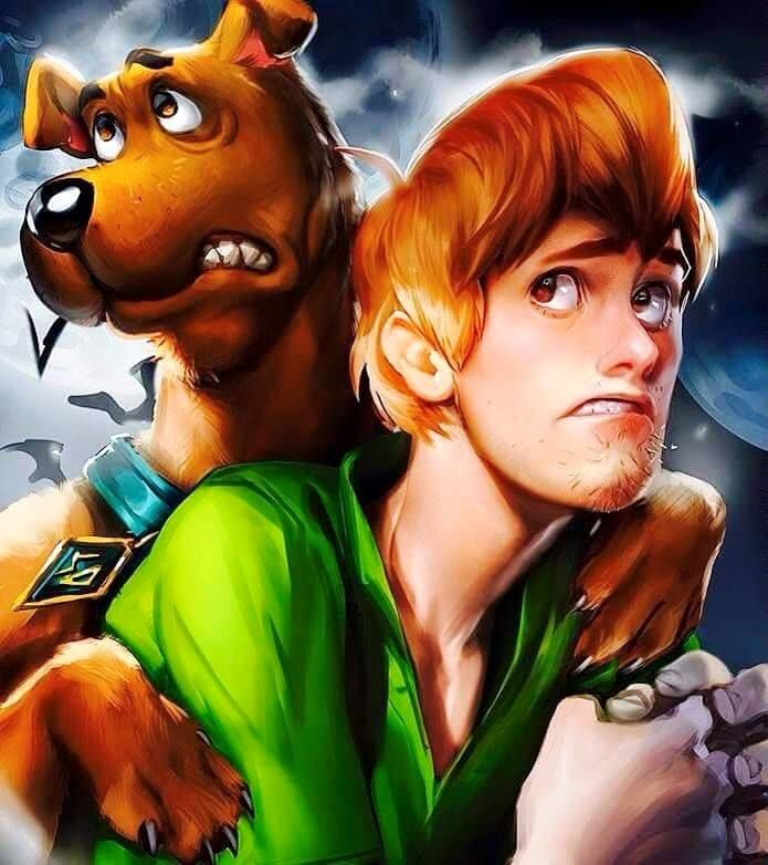 159 best scooby doo images on pinterest comic scooby - Scoubidou film ...