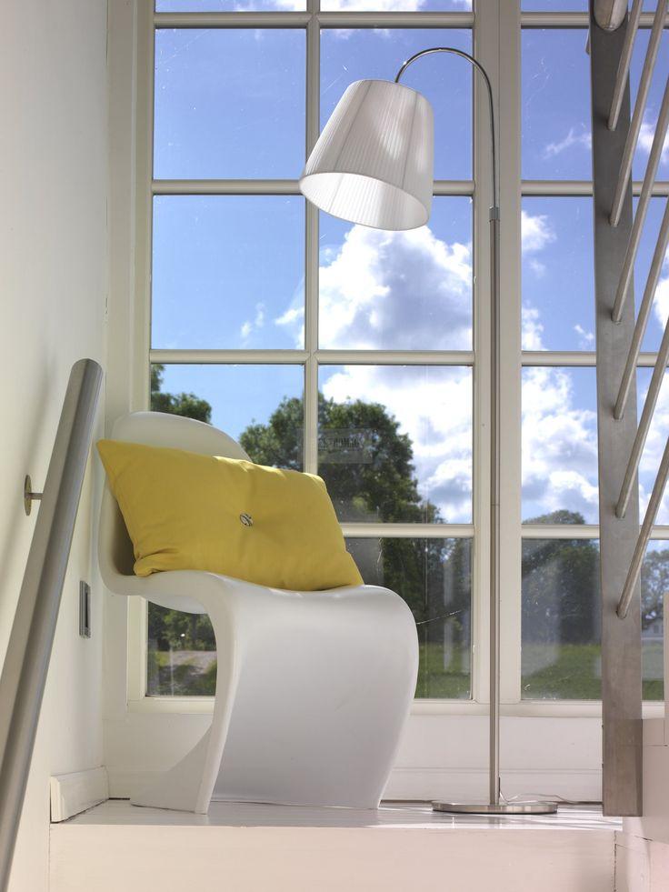 #LampGustaf #Lampa Podłogowa Atlanta M-550055 : Lampy stojące : Sklep internetowy #ElektromagLighting