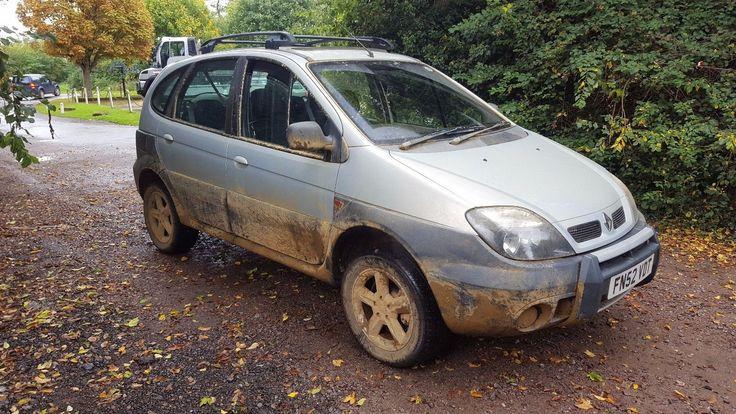 eBay: Renault Megane Scenic Monoco 4x4 2.0 petrol spares or repair #carparts #carrepair
