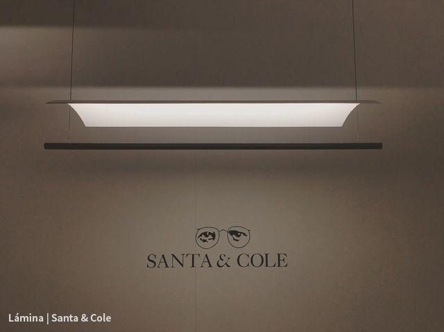 #lamina #santaandcole #Barcelona #santa&cole #designlighting #lightandbuilding2018 #lightbuilding2018