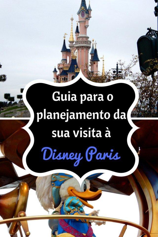 """Guia básico com informações para o planejamento da sua visita à """"Disney Paris"""" na França!  disney, dica de viagem, paris, frança, europa, france, travel, planejamento de viagem, parque de diversão, #disney , #travel , #viagem , #paris , #france"""