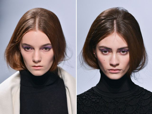 The Hair Tuck Nina Ricci