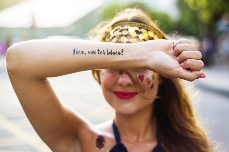 Le Petit Pirate   tatuagens temporárias. Coleção de Carnaval em parceria com o RIOEtc. Para adquirir: www.lepetitpirate.com