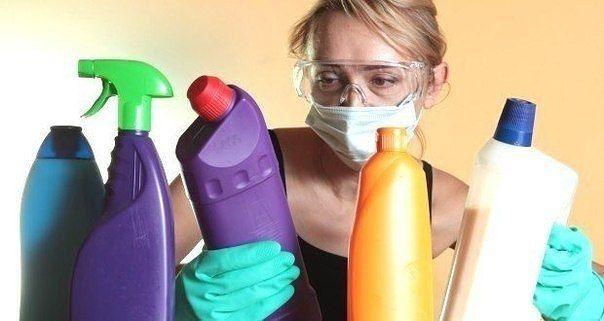 Безопасные чистящие средства 1. Рецепт чистящего средства для ванны