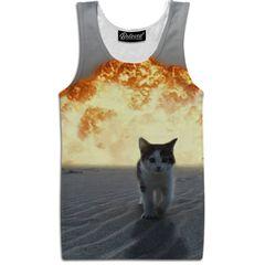 Catsplosion Tank