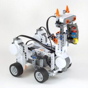 Lego Mindstorms Nxt   Building Instructions Morph