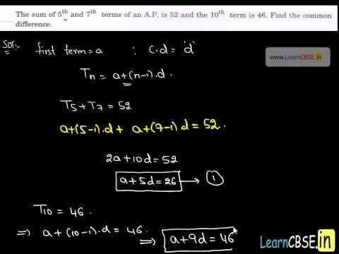 sample question paper for class 10 cbse sa2 maths Paper 2 q10