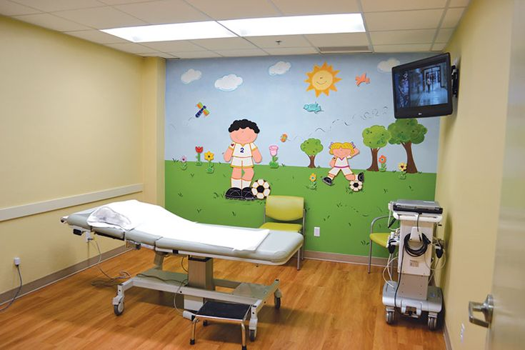 Paint Colors For Pediatric Examining Rooms Child