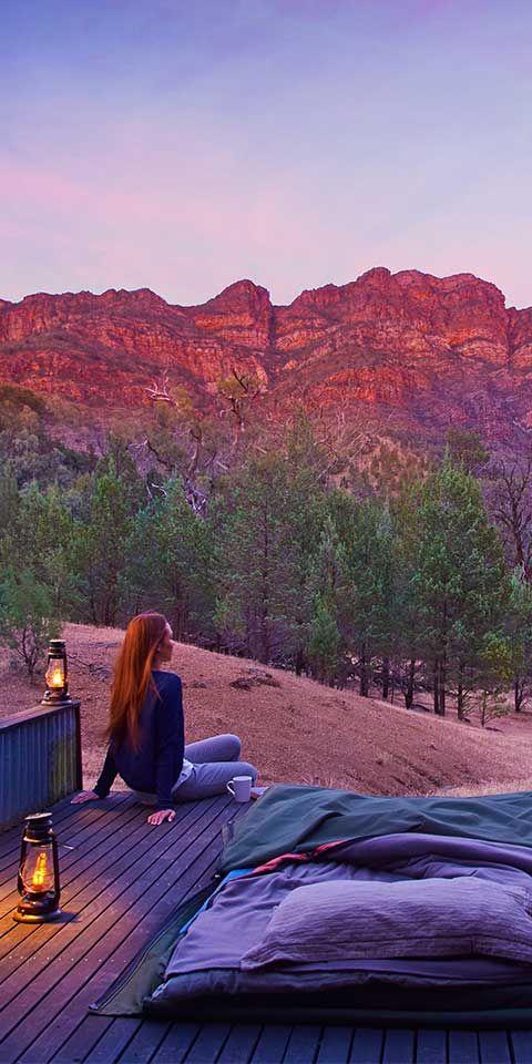 South Australia Gone Wild #Australia #Travel #Tourism Flinders Ranges and Outback