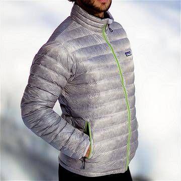 $275 Patagonia — ультра лёгкая мужская куртка