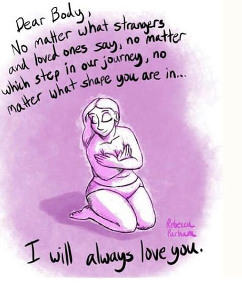 Love Your Body Quotes Unique 19 Best Bopo Images On Pinterest  Self Love Self Esteem And Words