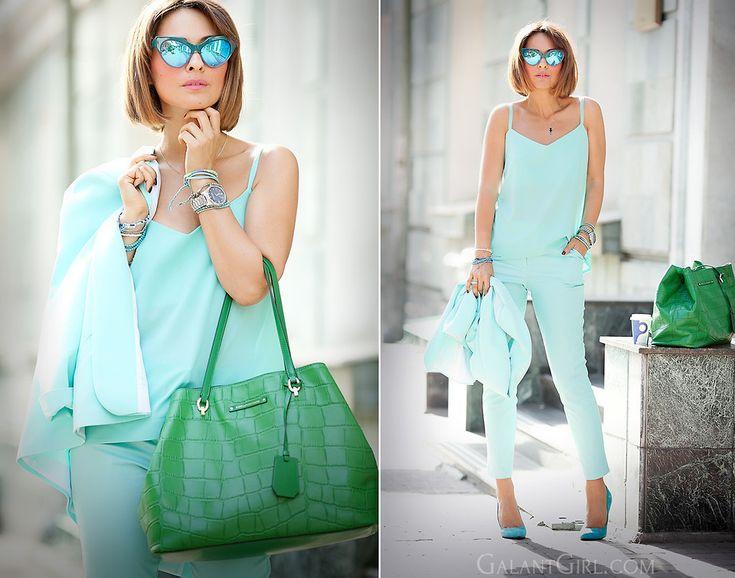 Galant-Girl E. - Turquoise!