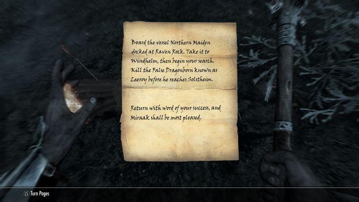 Wait the Dragonborn named what? http://auku.co/i/dL0U
