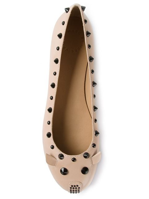 Shop Marc By Marc Jacobs 'Punk Mouse' ballerinas in Rive Gauche from the world's best independent boutiques at farfetch.com. Over 1000 designers from 60 boutiques in one website.