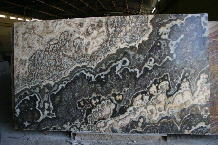 Marble Black Onyx : Best granite images on pinterest slab blue
