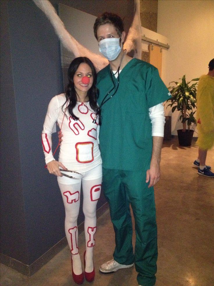 Operation Game Halloween Costume.